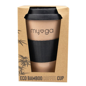 Eco Bamboo Coffee / Travel Mug