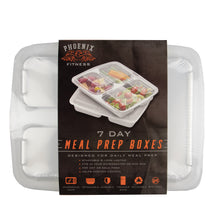 Bento 7 Day Meal Prep Containers