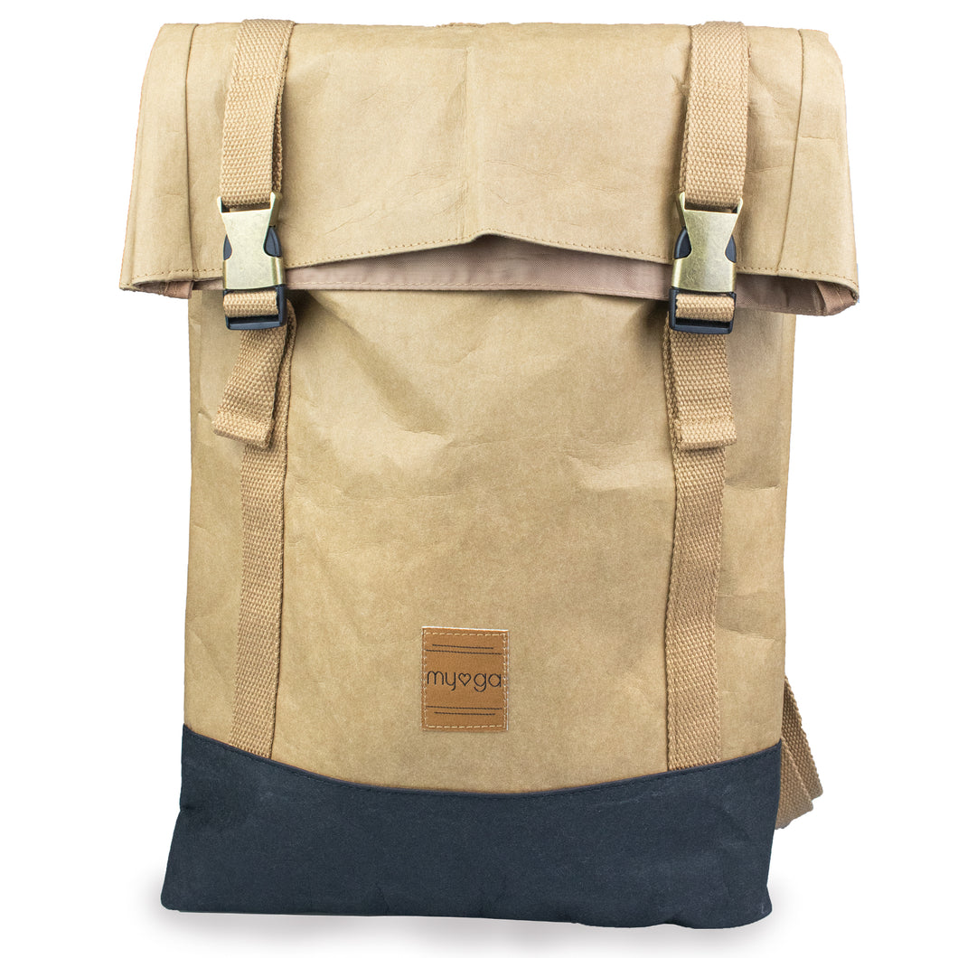 Recycled Paper Backpack