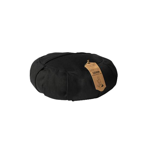 Zafu Yoga Meditation Cushion Black
