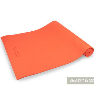 Entry Level Yoga Mat - Red