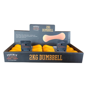 Neoprene Dumbbell Weight 2Kg