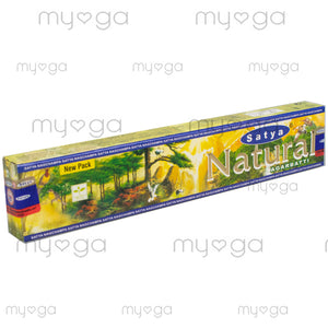 Natural - Satya Incense Sticks 15g