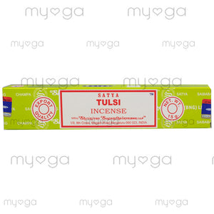 Tulsi - Satya Incense Sticks 15g