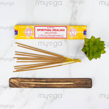 Spiritual Healing - Satya Incense Sticks 15g