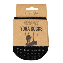 Gripped Yoga Socks