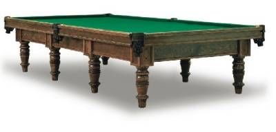 Snooker table Coral