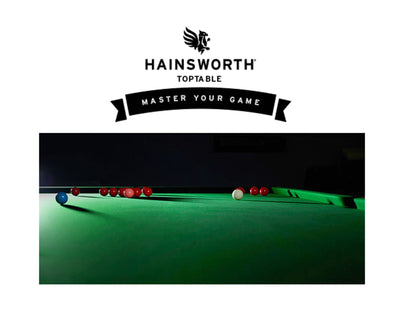 Snooker cloth Hainsworth Precision