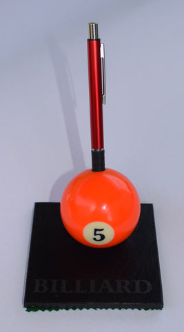 Pen Holder No. Ball with base with pen