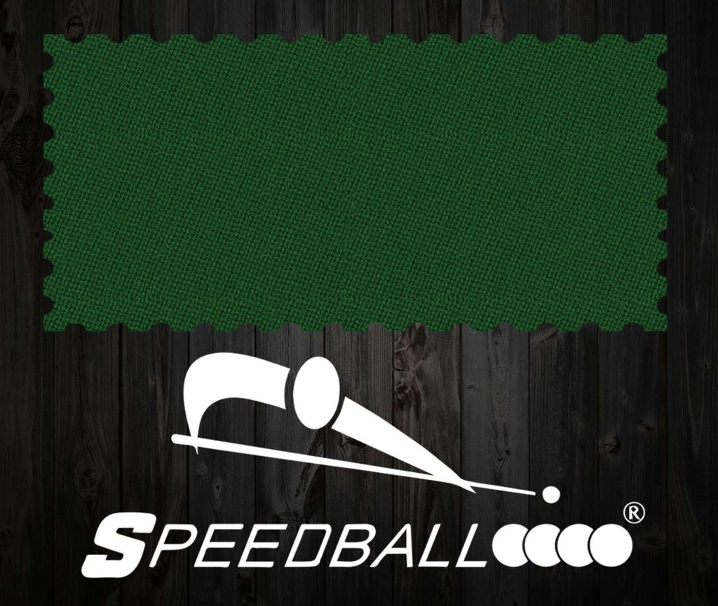 Pool cloth Speedball yellow green