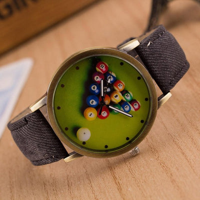 Watch Billiard