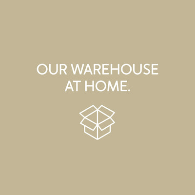 Our Warehouse at Home - Operational Update