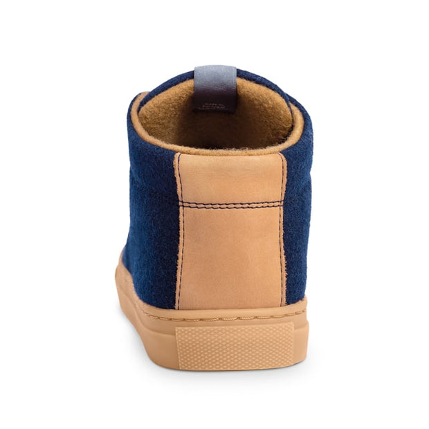 Sky Wooler - Navy Brown