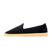 Wool Loafer - Black