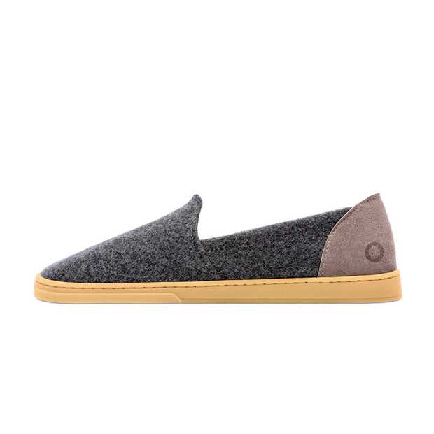 Wool Loafer - Grey