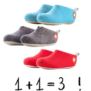 Kids Slipper Combo