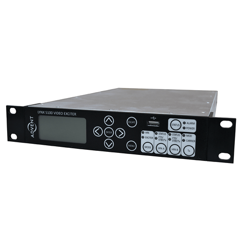 DVE5100 H.264 HD/SD IP Capable Exciter Unit - Vislink