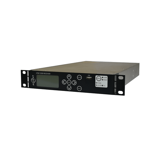 IRD5200 H.264 Integrated Receiver Decoder Unit - Vislink