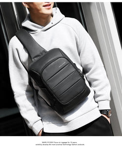 Mark Ryden Water-Resistant Sling Bag - Gadget Backpack