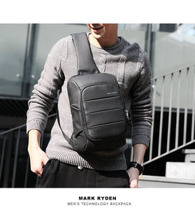 Mark Ryden Water-Resistant Sling Bag