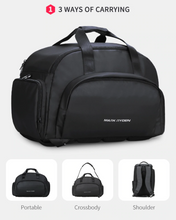 Mark Ryden Travel Bag with USB charging port - Gadget Backpack