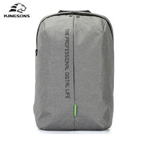 Kingsons High Quality Waterproof Business Laptop Backpack (15.6 Inch)