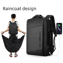 Mark Ryden Laptop Backpack with Raincoat (17 inch Laptop)
