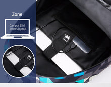 Sport Backpack with USB charging port (fit for 15.6 inch laptop) - Gadget Backpack