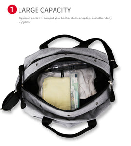 Large Capacity Casual Travel Bag - Gadget Backpack