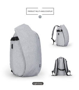 Modern Look Sporty Laptop Backpack for 15.6 inch laptops