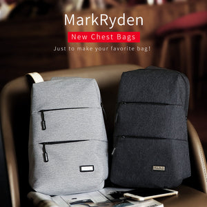 Casual Chest Bags - Gadget Backpack