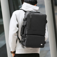 High Capacity, Anti-theft Travel Backpack for 17 inch Laptop - Gadget Backpack