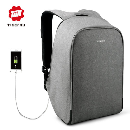 Tigernu Anti-theft 15.6inch Laptop Backpack With Rain cover - Gadget Backpack