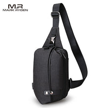 Mark Ryden Casual Crossbody Bags with large capacity - Gadget Backpack