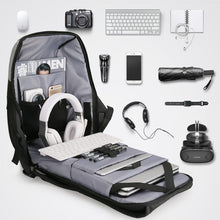Anti-theft Laptop Backpack, 180° open design (15 inch) - Gadget Backpack