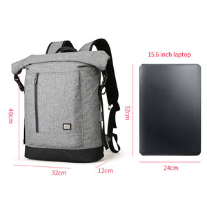 High Capacity USB Backpack for 15.6 inches Laptop - Gadget Backpack