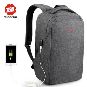 Tigernu Laptop Backpack (15.6inch) - Gadget Backpack