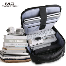 Modern Look Multifunctional Backpack for 15 inch laptops - Mark Ryden Collection