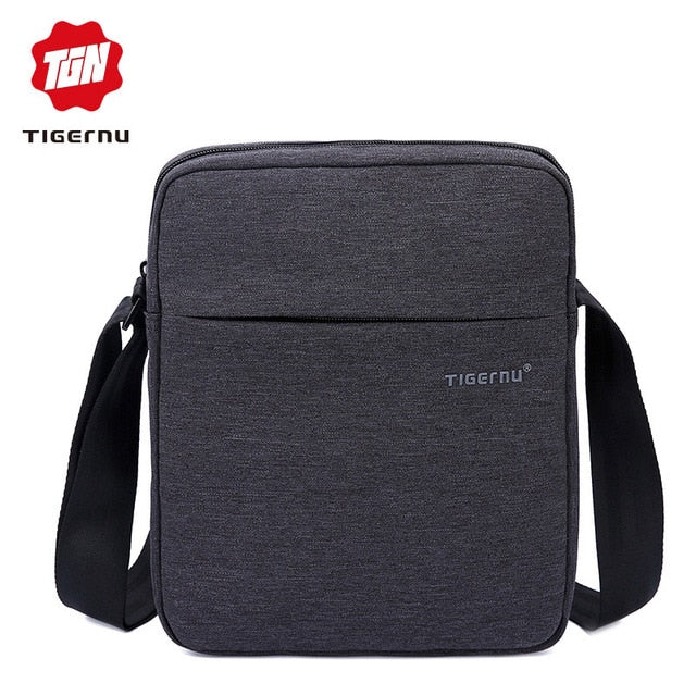 Tigernu Men Waterproof Shoulder Bag - Gadget Backpack