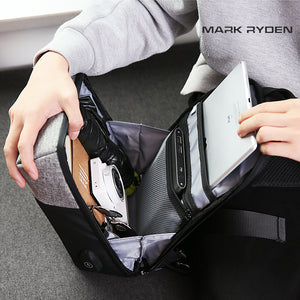 Mark Ryden Anti-theft Crossbody Bag - Gadget Backpack
