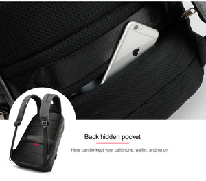 Tigernu Anti-theft daily backpack with USB charging port (15.6 inch) - 4 colors