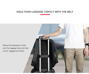 Tigernu Modern Max Laptop Backpack (15 inch) - Gadget Backpack