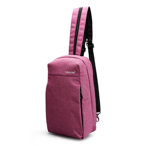 Tigernu Mini Pink Crossbody Bag and Backpack