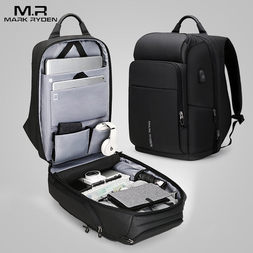 Mark Ryden Travel Laptop Backpack (15 inch and 17 inch) - Ultra large capacity