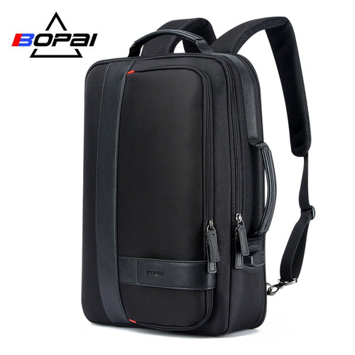 BOPAI Anti-Theft Business Backpack (15.6 Inch)