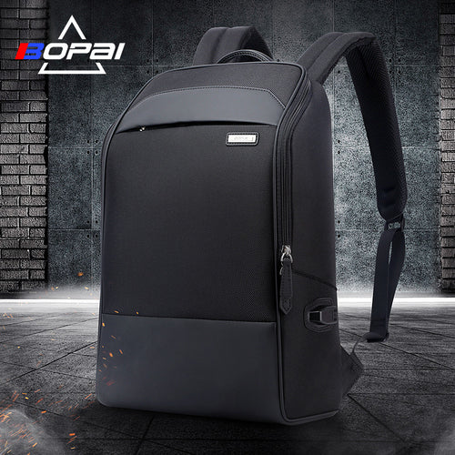 BOPAI Waterproof Business Backpack (15.6 inch)