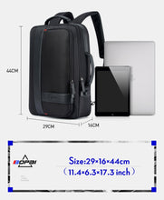 BOPAI Anti-Theft Business Backpack (15.6 Inch) - Gadget Backpack