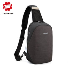 Tigernu Splashproof Sling Bag (9.7 inch)