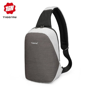 Tigernu Splashproof Sling Bag (9.7 inch) - Gadget Backpack