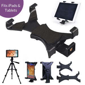 iPad & Tablet Tripod Mount Adapter